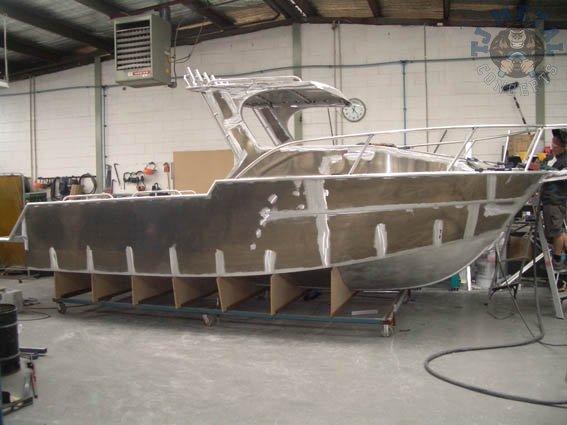 Aluminum Boat Building Manual